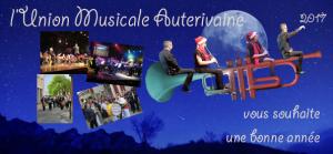 UMA- Bonne année 2017